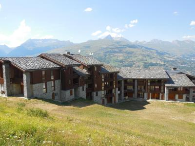 Vacances en montagne Studio cabine 5 personnes (039) - Résidence la Clé - Montchavin La Plagne - Extérieur été