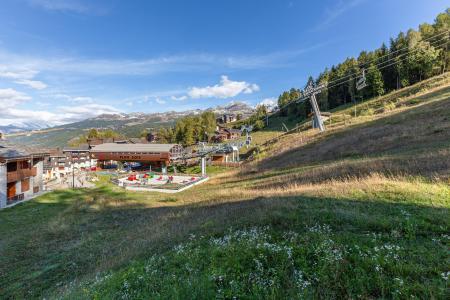 Vacances en montagne Studio 4 personnes (033) - Résidence la Clé - Montchavin La Plagne