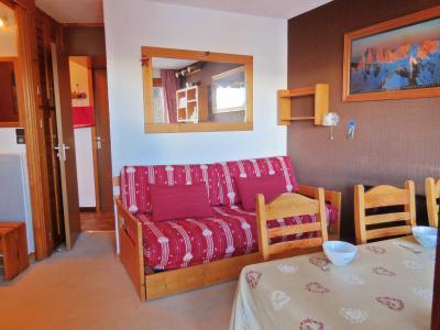 Vacances en montagne Appartement 2 pièces 5 personnes (046) - Résidence la Clé - Montchavin La Plagne - Banquette-lit