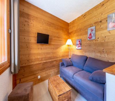 Vacances en montagne Studio cabine 5 personnes (039) - Résidence la Clé - Montchavin La Plagne - Banquette