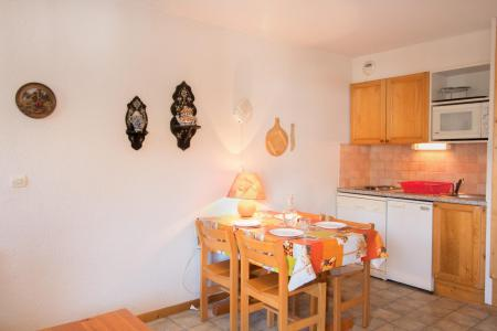 Vacances en montagne Appartement 2 pièces 4 personnes (220) - Résidence la Combe - Aussois - Cuisine