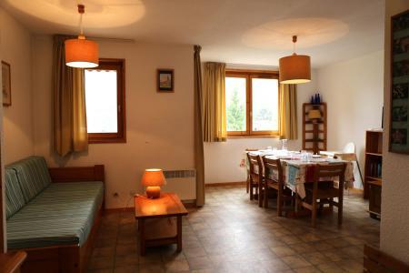Vacances en montagne Appartement 3 pièces 6 personnes (202) - Résidence la Combe - Aussois - Séjour