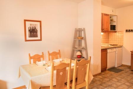 Vacances en montagne Appartement 2 pièces 4 personnes (312) - Résidence la Combe II - Aussois - Cuisine