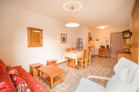 Vacances en montagne Appartement 2 pièces 4 personnes (312) - Résidence la Combe II - Aussois - Séjour