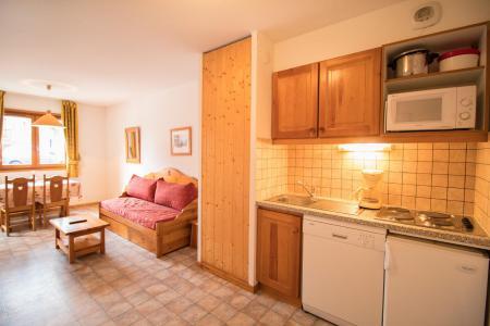 Vacances en montagne Appartement 2 pièces 4 personnes (318) - Résidence la Combe II - Aussois - Cuisine