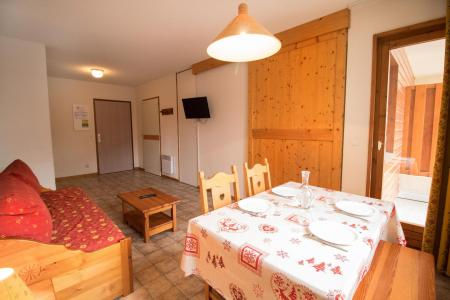 Vacances en montagne Appartement 2 pièces 4 personnes (318) - Résidence la Combe II - Aussois - Séjour