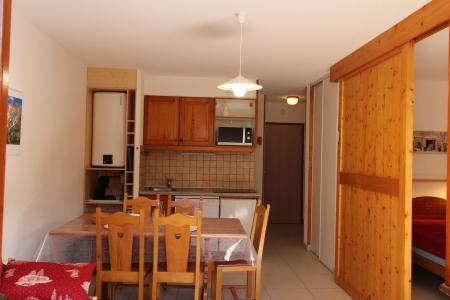 Vacances en montagne Appartement 2 pièces coin montagne 5 personnes - Résidence la Combe II - Aussois - Séjour