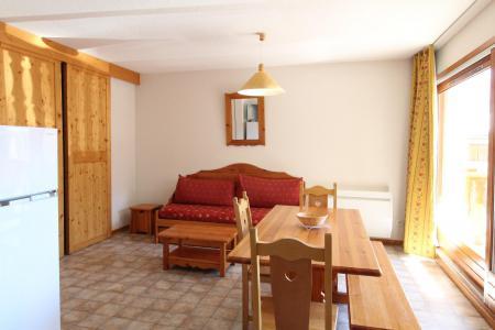 Vacances en montagne Appartement 2 pièces coin montagne 6 personnes (334M) - Résidence la Combe II - Aussois - Séjour