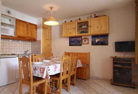 Vacances en montagne Appartement 3 pièces 6 personnes (301M) - Résidence la Combe II - Aussois - Cuisine
