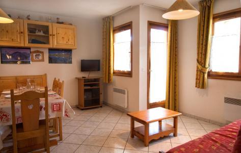 Vacances en montagne Appartement 3 pièces 6 personnes (301M) - Résidence la Combe II - Aussois - Séjour
