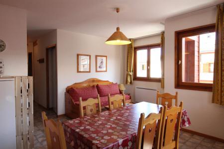 Vacances en montagne Appartement 3 pièces 6 personnes (320) - Résidence la Combe II - Aussois - Séjour