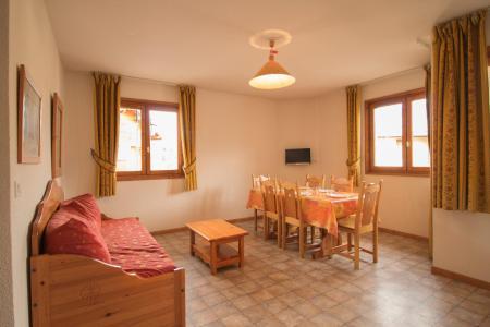 Vacances en montagne Appartement 3 pièces 6 personnes (330) - Résidence la Combe II - Aussois - Séjour