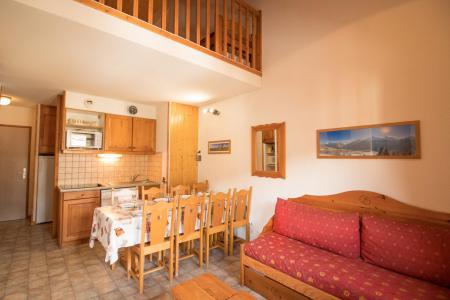 Vacances en montagne Appartement duplex 3 pièces 8 personnes (337) - Résidence la Combe II - Aussois - Cuisine
