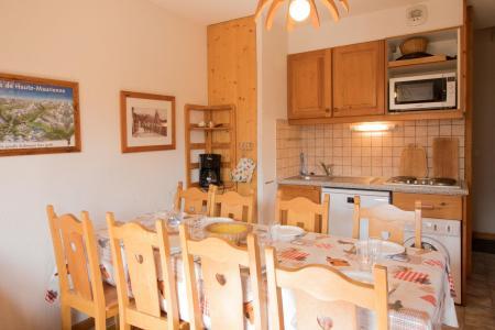 Vacances en montagne Appartement duplex 4 pièces 8 personnes (333) - Résidence la Combe II - Aussois - Cuisine