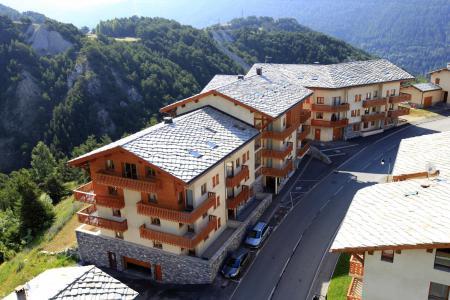 Location au ski Résidence la Combe III - Aussois - Extérieur été