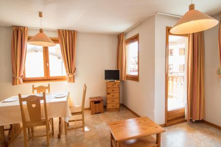 Vacances en montagne Appartement 2 pièces 4 personnes (437 nest plus commercialisé) - Résidence la Combe III - Aussois - Logement