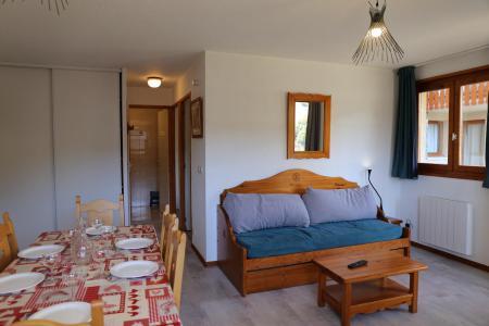 Vacances en montagne Appartement 3 pièces 6 personnes (407) - Résidence la Combe III - Aussois - Séjour
