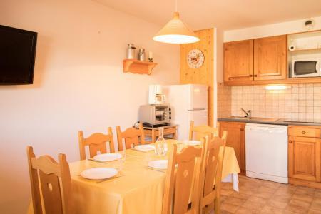 Vacances en montagne Appartement 3 pièces 6 personnes (411) - Résidence la Combe III - Aussois - Cuisine