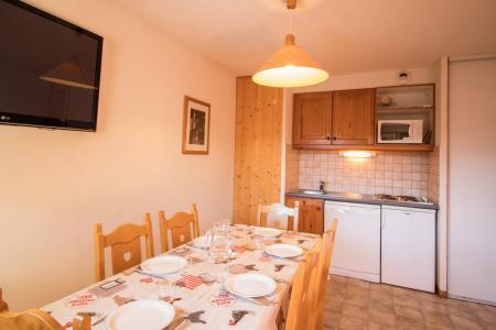 Vacances en montagne Appartement 3 pièces 6 personnes (431) - Résidence la Combe III - Aussois - Cuisine