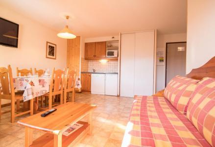Vacances en montagne Appartement 3 pièces 6 personnes (431) - Résidence la Combe III - Aussois - Séjour