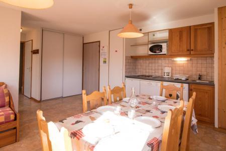 Vacances en montagne Appartement 3 pièces 6 personnes (433) - Résidence la Combe III - Aussois - Cuisine