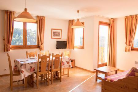 Vacances en montagne Appartement 3 pièces 6 personnes (433) - Résidence la Combe III - Aussois - Séjour