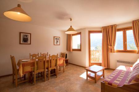 Vacances en montagne Appartement 3 pièces 6 personnes (434) - Résidence la Combe III - Aussois - Séjour