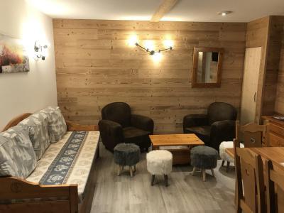 Vacances en montagne Appartement 4 pièces 8 personnes (400) - Résidence la Combe III - Aussois - Séjour