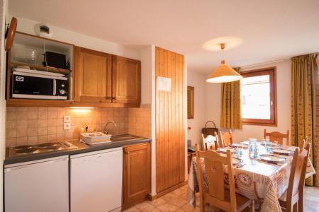 Vacances en montagne Appartement 3 pièces 6 personnes (503) - Résidence la Combe IV - Aussois - Cuisine