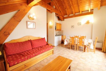 Vacances en montagne Appartement 3 pièces 6 personnes (517) - Résidence la Combe IV - Aussois - Cuisine