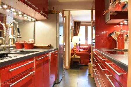 Vacances en montagne Appartement duplex 6 pièces 12 personnes (B2) - Résidence la Croix de Verdon - Méribel
