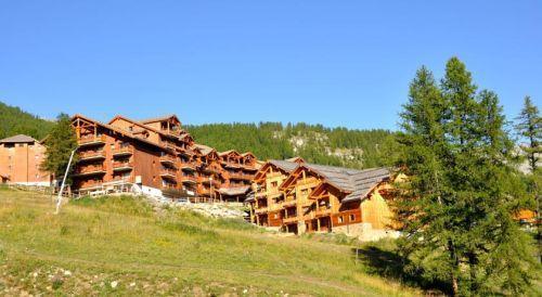 Location au ski Residence La Dame Blanche - Puy-Saint-Vincent - Extérieur été