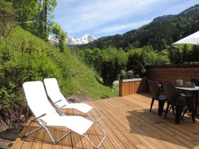 Holiday in mountain resort Résidence la Duche - Le Grand Bornand -
