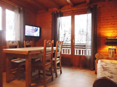 Holiday in mountain resort 3 room mezzanine apartment 6 people (1725) - Résidence la Duche - Le Grand Bornand