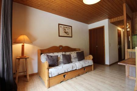 Holiday in mountain resort Studio cabin 4 people (1724) - Résidence la Duche - Le Grand Bornand