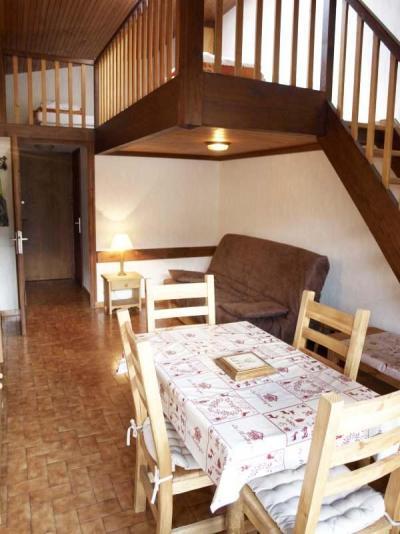 Holiday in mountain resort Studio mezzanine 4 people (0841) - Résidence la Forclaz - Le Grand Bornand