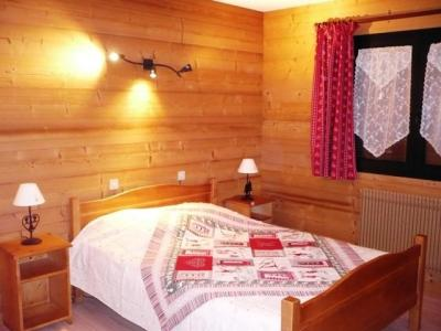 Holiday in mountain resort Résidence la Forclaz - Le Grand Bornand - Double bed