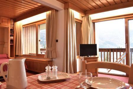 Vacances en montagne Appartement 2 pièces 6 personnes (18) - Résidence la Forêt - Méribel
