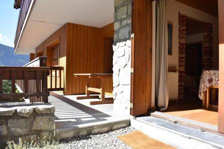 Vacances en montagne Studio 4 personnes (13) - Résidence la Forêt - Méribel