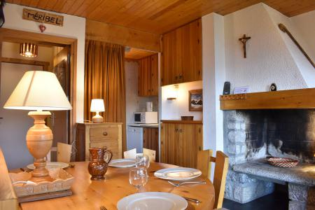Vacances en montagne Studio 4 personnes (19) - Résidence la Forêt - Méribel