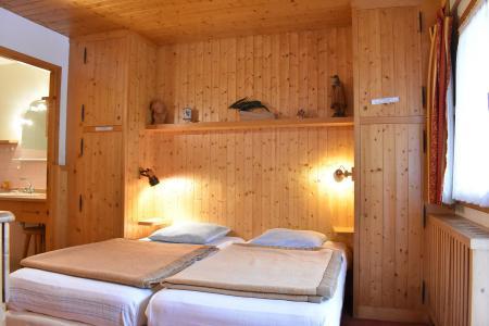Vacances en montagne Appartement 2 pièces 4 personnes (30) - Résidence la Forêt - Méribel