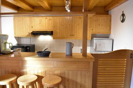 Vacances en montagne Studio mezzanine 5 personnes (038) - Résidence la Forêt - Méribel