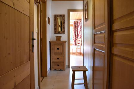 Vacances en montagne Appartement 3 pièces 6 personnes (20) - Résidence la Forêt - Méribel - Couloir