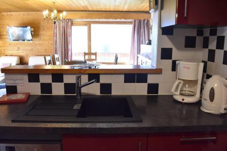 Vacances en montagne Appartement 3 pièces 6 personnes (20) - Résidence la Forêt - Méribel - Cuisine