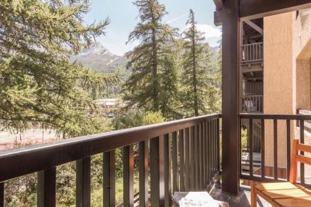 Vacances en montagne Studio coin montagne 4 personnes (309) - Résidence la Gardiole - Serre Chevalier