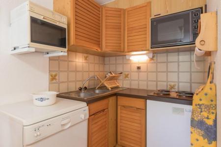 Vacances en montagne Appartement 2 pièces coin montagne 5 personnes (305) - Résidence la Gardiole - Serre Chevalier - Cuisine
