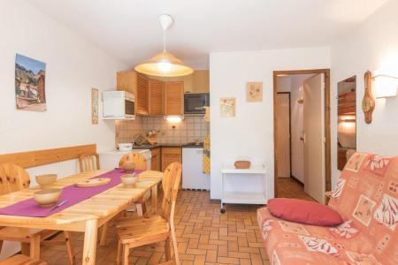 Vacances en montagne Appartement 2 pièces coin montagne 5 personnes (305) - Résidence la Gardiole - Serre Chevalier - Table