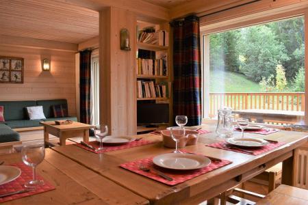 Vacances en montagne Appartement 4 pièces 6 personnes (1B) - Résidence la Gelinotte - Méribel