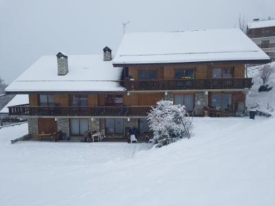 Location au ski Residence La Genette - Méribel - Extérieur été