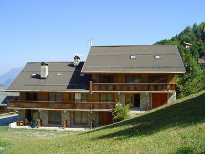 Vacances en montagne Résidence la Genette - Méribel
